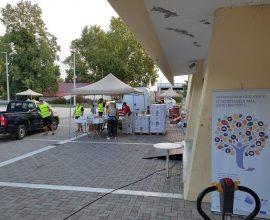 Πραγματοποιήθηκε διανομή τροφίμων για τους δικαιούχους του προγράμματος ΤΕΒΑ στον Δήμο Τυρνάβου