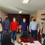 Συνάντηση του Δημάρχου Ωρωπού με τον προεδρείο της Ένωσης Αστυνομικών Υπαλλήλων Βορειοανατολικής Αττικής