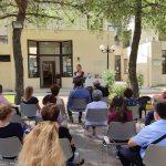 Το όνομα της αείμνηστης Μ. Φραγκάκη θα δοθεί στη Δημοτική Βιβλιοθήκη του Δήμου Διονύσου