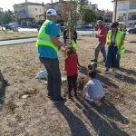 Δήμος Ωραιοκάστρου: Οπωροφόρα δέντρα φυτεύτηκαν στα «Αλώνια»