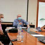 Συνάντηση του Δημάρχου με τον Σύλλογο Εργατικών Κατοικιών Αμαρουσίου
