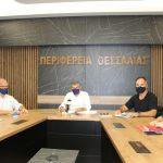 Περιφέρεια Θεσσαλίας: Υπόγειοι αγωγοί 15 χλμ για την άρδευση 8.110 στρεμμάτων γης στα Φάρσαλα