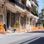 Δήμος Αθηναίων: Οι γειτονιές της πόλης αποκτούν νέα πεζοδρόμια