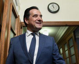 Λουκέτο στις μικρομεσαίες επιχειρήσεις προαναγγέλλει ο Αδ. Γεωργιάδης