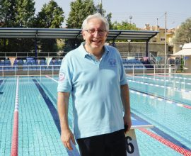 Ολοκλήρωση της ανακαίνισης των αθλητικών εγκαταστάσεων του Δημοτικού Κολυμβητηρίου Δήμου Αμαρουσίου