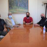 Τον Δήμαρχο Καρδίτσας επισκέφτηκε η Διοίκηση της Αναγέννησης BC