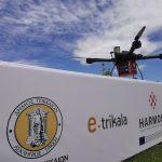 Στα Τρίκαλα η πρώτη πανευρωπαϊκή πτήση για παράδοση φαρμάκων με drones!