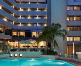 Χαλκιαδάκης: «Κανένα πρόβλημα στα ξενοδοχεία του νομού Ηρακλείου-Κουνηθήκαμε αλλά όλα καλά»