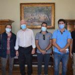 ΠΒΑ: Συνάντηση Κ. Μουτζούρη με αντιπροσωπεία ιατρονοσηλευτικού προσωπικού