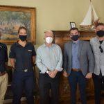 ΠΒΑ: Συνάντηση Περιφερειάρχη Κ. Μουτζούρη με το Προεδρείο Συνοριοφυλάκων