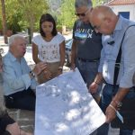 ΠΒΑ: Επίσκεψη Κ. Μουτζούρη σε Σταυρό Αμπελικό