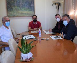 Συνεργασία της ΕΣΕΚ με τον Δήμο Καρδίτσας για τη αξιοποίηση των υπολειμμάτων κλαδεύσεων