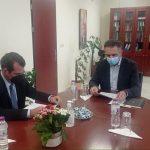 Ευρεία σύσκεψη για την πορεία της πανδημίας και την αντιμετώπισή της στην Περιφέρεια Δυτικής Μακεδονίας