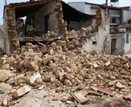 Κρήτη: 359 μη κατοικήσιμα κτήρια μετά τις πρώτες αυτοψίες