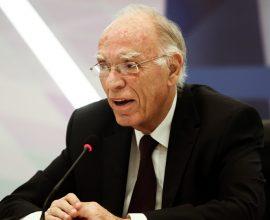 Αποσωληνώθηκε ο πρόεδρος της Ένωσης Κεντρώων Βασίλης Λεβέντης