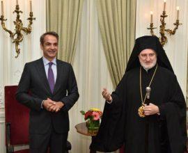 Κυβέρνηση: Μετά τις νέες δηλώσεις, λήξαν το θέμα Ελπιδοφόρου, θα πραγματοποιηθεί η συνάντηση με Μητσοτάκη