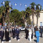 Στην τελετή μνήμης για τον Ι. Καποδίστρια ο Περιφερειάρχης Πελοποννήσου Π. Νίκας