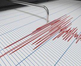 Ισχυρός σεισμός 5,8 Ρίχτερ ταρακούνησε την Κρήτη