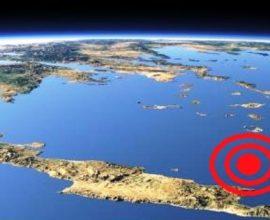 Στον «χορό» των Ρίχτερ η Κρήτη – Μετασεισμοί  3,7 και 4,5 Ρίχτερ μετά τον ισχυρό σεισμό των 5,8 Ρίχτερ (ΦΩΤΟ)