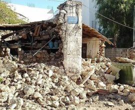 Σεισμός στην Κρήτη: Στους δρόμους ο κόσμος, πληροφορίες για εγκλωβισμένους, ζημιές σε πολλά σπίτια