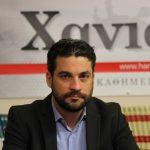"""Σημανδηράκης για το σεισμό στην Κρήτη: """"Ο Δήμος Χανίων θα συνδράμει τις πληγείσες περιοχές"""""""