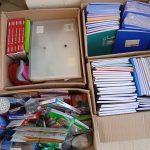 Ολοκληρώθηκε με επιτυχία η συγκέντρωση σχολικών ειδών από τις Κοινωνικές Δομές του Δήμου Βύρωνα