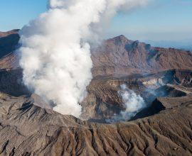 Ιαπωνία: Προειδοποίηση μετά την έκρηξη του ηφαιστείου Όρος Οντάκε