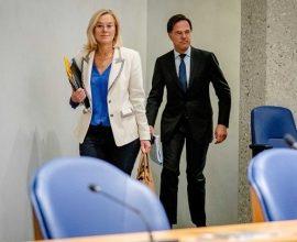 Παραιτήθηκε η Υπουργός Εξωτερικών της Ολλανδίας