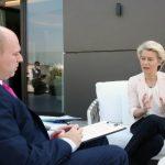 Ούρσουλα φον ντερ Λάιεν στο ΑΠΕ-ΜΠΕ: Οι μεσογειακές χώρες μπορούν να γίνουν πρωτοπόρες στη μάχη κατά της κλιματικής αλλαγής