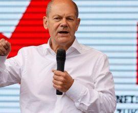 Γερμανία-εκλογές: Σίγουρος για τη νίκη του SPD δηλώνει ο Όλαφ Σολτς