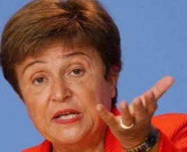 Η επικεφαλής του ΔΝΤ Γκεοργκίεβα κατηγορεί για χειραγώγηση, το γραφείο του πρώην προέδρου της Παγκόσμιας Τράπεζας