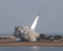 Financial Times: Η Κίνα δοκίμασε υπερηχητικό πύραυλο σε τροχιά