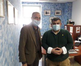 Στο Διοικητικό Συμβούλιο του Γενικού Νοσοκομείου Σύρου o Δήμαρχος Νίκος Λειβαδάρας