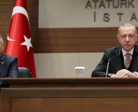 """Προκλητικός Οκτάι: """"Όποιος χάσει τον δρόμο του στη Μεσόγειο, θα λάβει την απάντηση, Η Κύπρος είναι τουρκική από το 1571"""""""