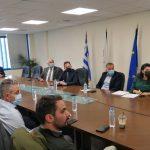 Επίσκεψη εργασίας του ΑνΥΠΕΣ Στ. Πέτσα, στην Ελληνική Εταιρεία Τοπικής Ανάπτυξης και Αυτοδιοίκησης