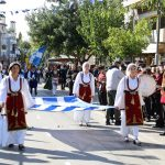 Με κάθε μεγαλοπρέπεια το Μαρούσι γιόρτασε την Εθνική Επέτειο της 28ης Οκτωβρίου