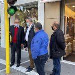 Δήμος Κατερίνης: «Έξυπνα φανάρια» σε κομβικά σημεία της πόλης