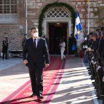 Τζιτζικώστας: «Τιμούμε τους αγώνες και τις θυσίες των προγόνων και εργαζόμαστε για τη Μακεδονία του 2030»