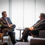 ΠΚΜ: Συνάντηση Απ. Τζιτζικώστα με τον Πρόεδρο της Κυπριακής Δημοκρατίας Νίκο Αναστασιάδη (ΒΙΝΤΕΟ)