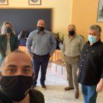 Δήμος Πύργου: Παραδόθηκαν οι σχολικές τσάντες στο δημοτικό σχολείο της πυρόπληκτης Βαρβάσαινας