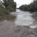 Δήμος Δέλτα: Έκλεισε η οδός Πόντου προς Σίνδο στο ύψος του Γαλλικού ποταμού