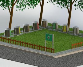 Ο Δήμος Ναυπλιέων υλοποιεί το φιλόδοξο Εθνικό Σχέδιο Διαχείρισης Αποβλήτων με τη δημιουργία Πράσινου Σημείου