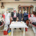 Δήμαρχος Πυλαίας-Χορτιάτη: «Συγχαρητήρια στους εθελοντές αιμοδότες για την ανθρωπιά και την ευαισθησία τους»