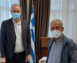 Δήμος Ελασσόνας: Ορκωμοσία νέου Τοπικού Συμβούλου στην Κοινότητα Κρανέας