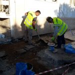 Συντήρηση υποδομών, αποκατάσταση φθορών και καθαρισμοί από συνεργεία του Δήμου Καλαμάτας