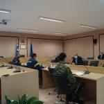 Συνεδρίασε το Σ.Τ.Ο. Πολιτικής Προστασίας Δήμου Ζίτσας