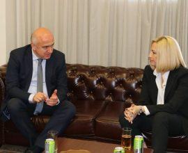 Μέτιος για Γεννηματά: «Είμαι συγκλονισμένος… δε θα ξεχάσω το ενδιαφέρον της για την Περιφέρεια Ανατολικής Μακεδονίας και Θράκης»