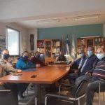 Συνάντηση Δημάρχου Λεβαδέων με το νέο ΔΣ του Εμπορικού Συλλόγου Λιβαδειάς