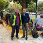 Τεντόμας: Προσωπικό στοίχημα…να έχουν χρώμα οι γειτονιές της Αθήνας