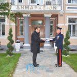 Δήμος Φλώρινας: Η έπαρση της σημαίας στην πλατεία Γ. Μόδη